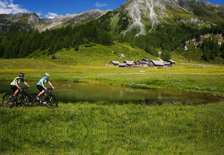Mountainbikeurlaub Ramsau am Dachstein
