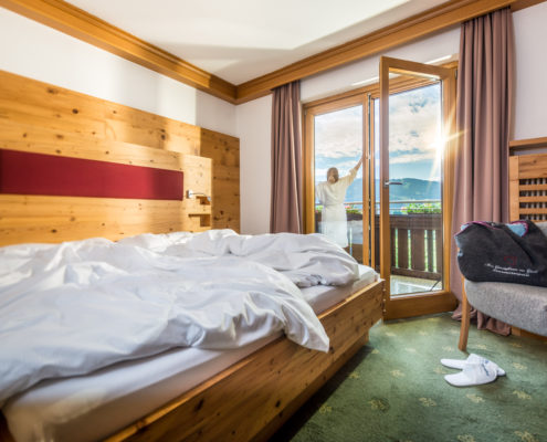 Doppel Zimmer Mitterspitz im Hotel Berghof