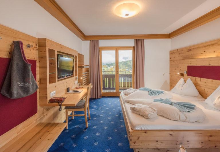 Doppel Zimmer Hotel Berghof
