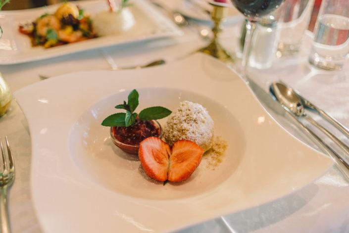 Kulinarik Hotel Berghof