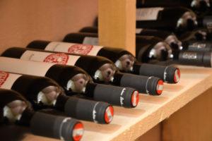 Weingenuss im Hotel Berghof