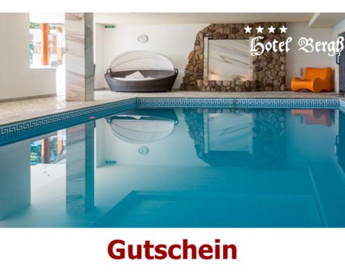 Gutschein Hotel Berghof